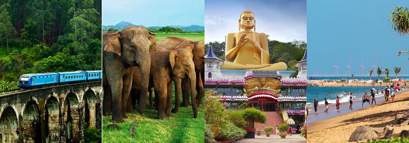 3 week itinerary for Sri Lanka