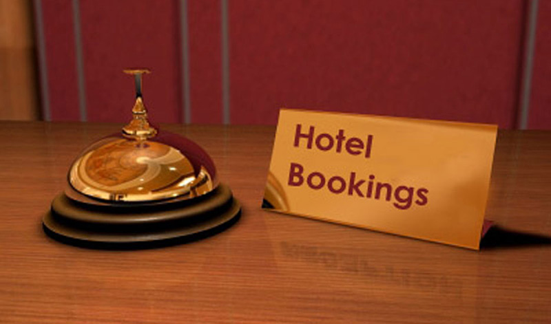 Check your bookings before you travel
