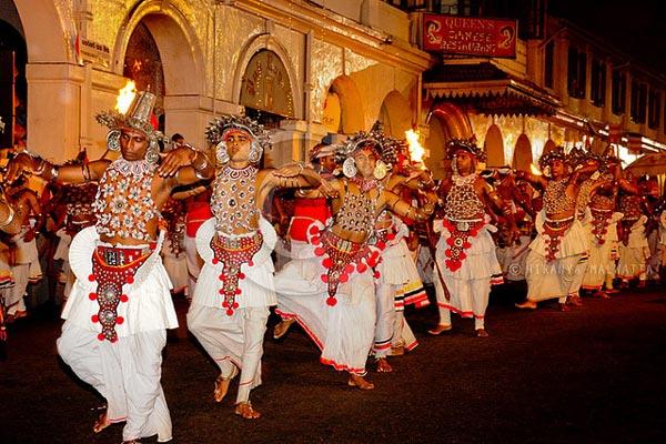 Kandy Esala Perahera - The Festival of The Tooth